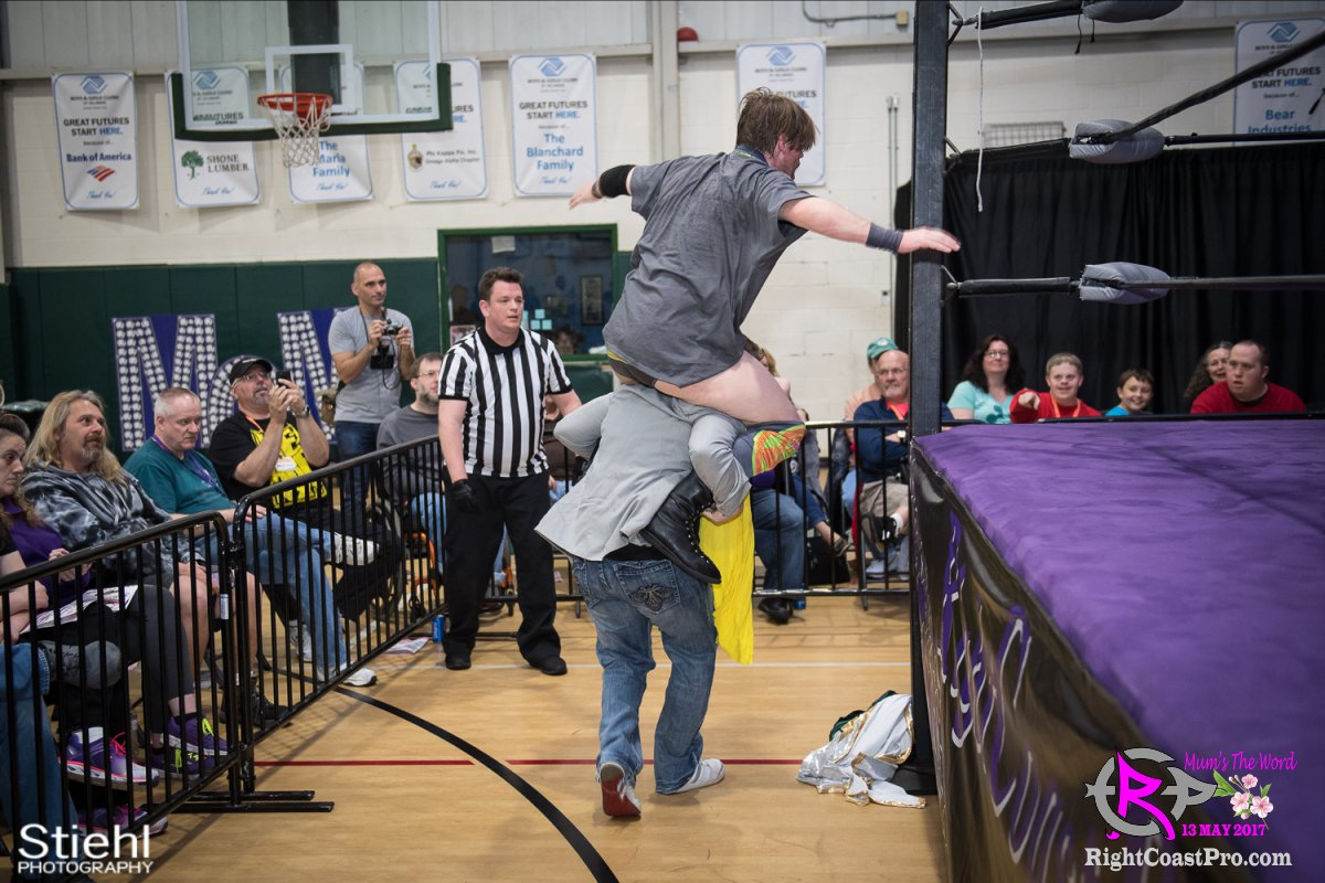 BattleRoyal 29 RCP36 RightCoast ProWrestling Delaware Entertainment Event