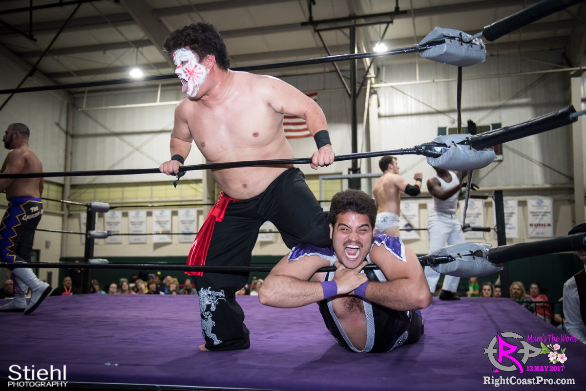 BattleRoyal 6 RCP36 RightCoast ProWrestling Delaware Entertainment Event