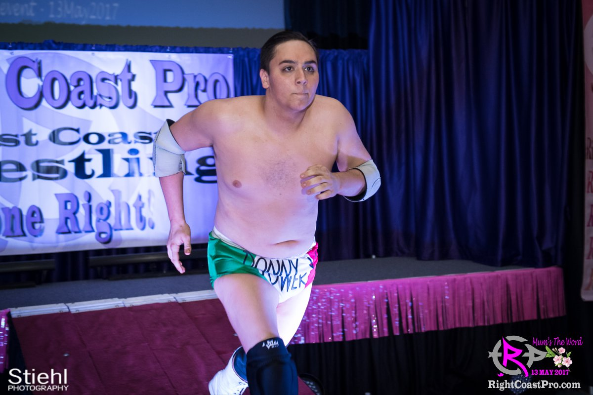 BattleRoyal 7 RCP36 RightCoast ProWrestling Delaware Entertainment Event
