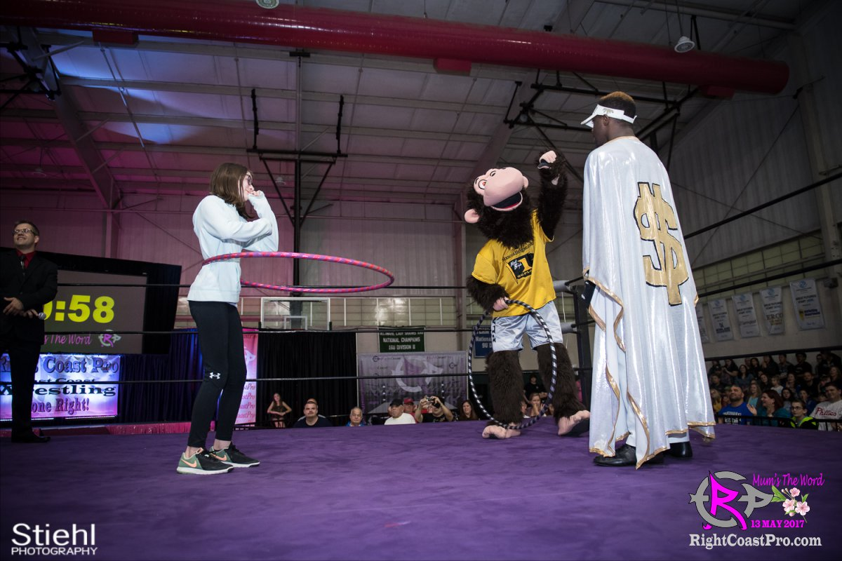 MascotCoastee D RCP36 RightCoast ProWrestling Delaware Entertainment Event