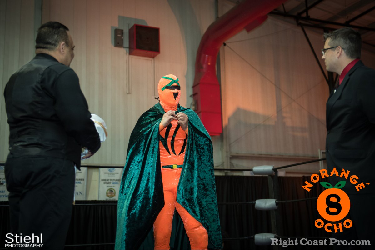 NarangeOcho 3 RightCoast Pro Wrestling RCP36 Event