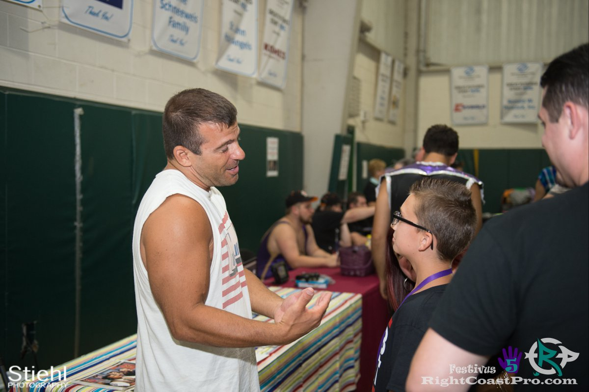 FanAppreciation 26 Festivus Five RightCoast ProWrestling Delaware Event