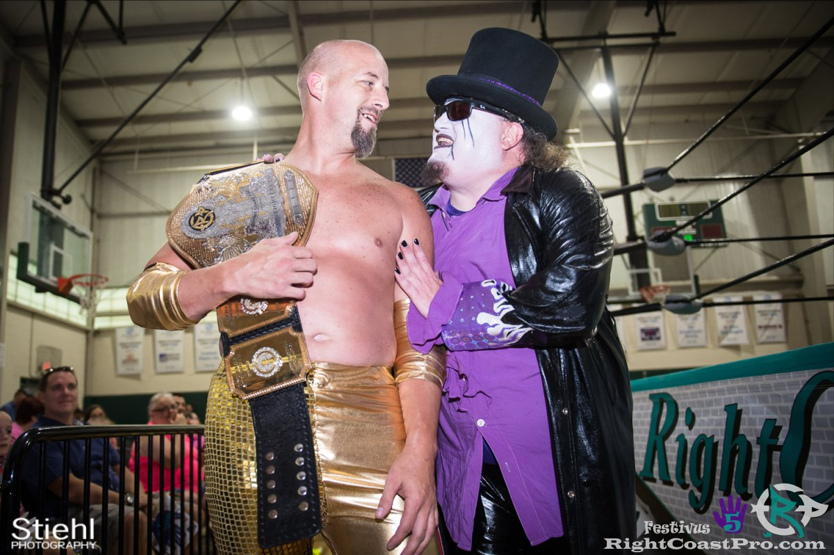 HarryBaldwin D Festivus Five RightCoast ProWrestling Delaware Event