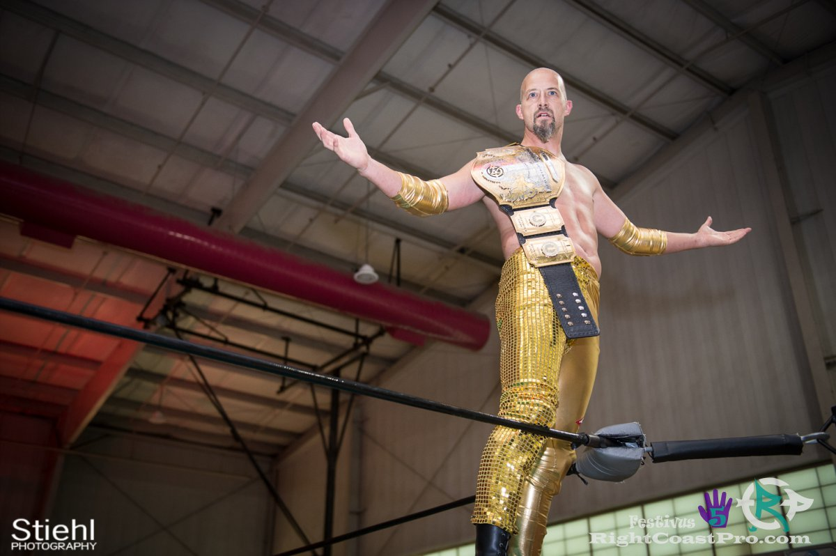 HarryBaldwin f Festivus Five RightCoast ProWrestling Delaware Event