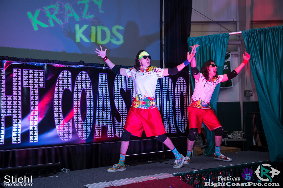 KrazyKids 1 Festivus Five RightCoast ProWrestling Delaware Event