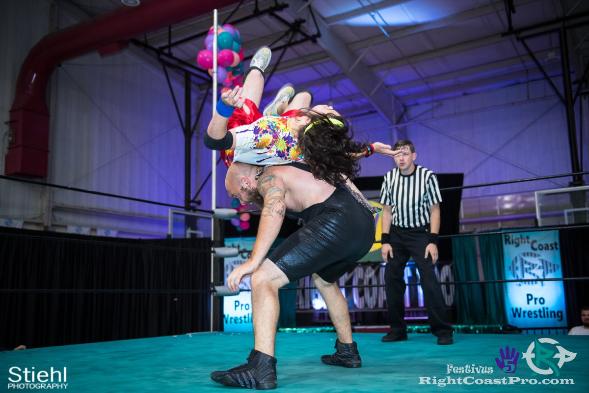 KrazyKids 3 Festivus Five RightCoast ProWrestling Delaware Event