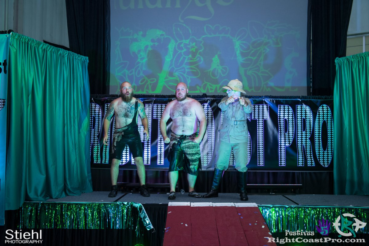 Savages A Festivus Five RightCoast ProWrestling Delaware Event