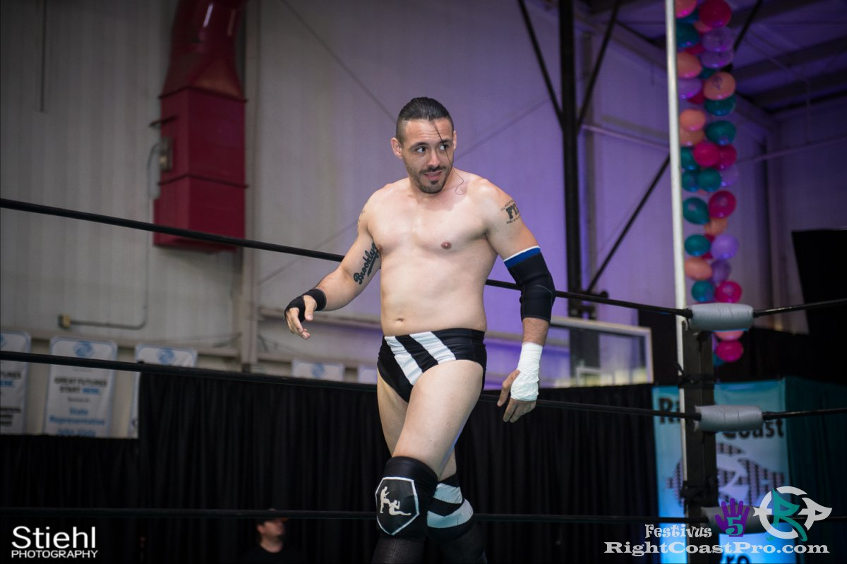 JustNeph C Festivus Five RightCoast ProWrestling Delaware Event