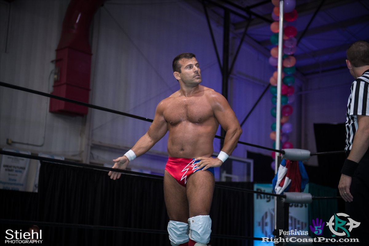 Striker C Festivus Five RightCoast ProWrestling Delaware Event