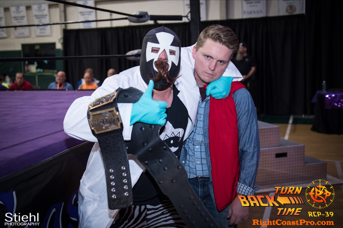 PedroDuro A RCP39 TurnBackTime RightCoastProWrestling