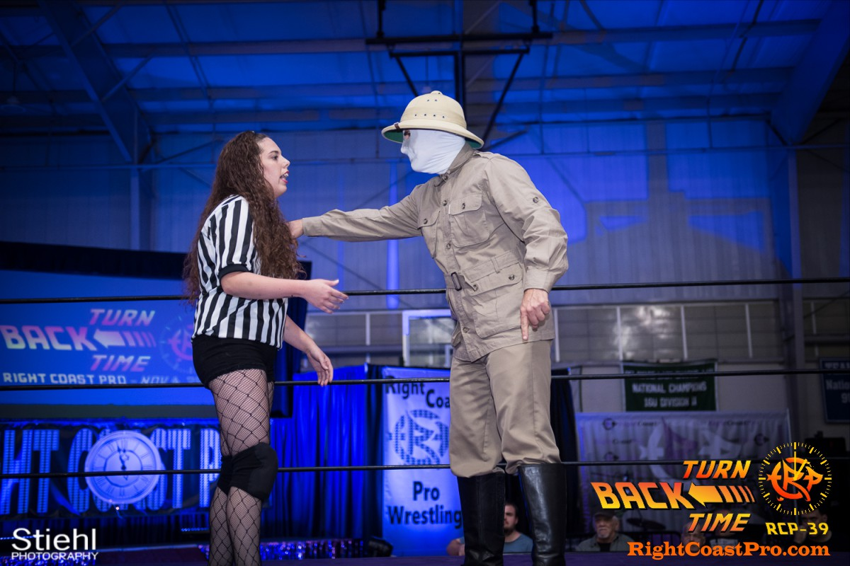 SAVAGES 16 RCP39 TurnBackTime RightCoastProWrestling