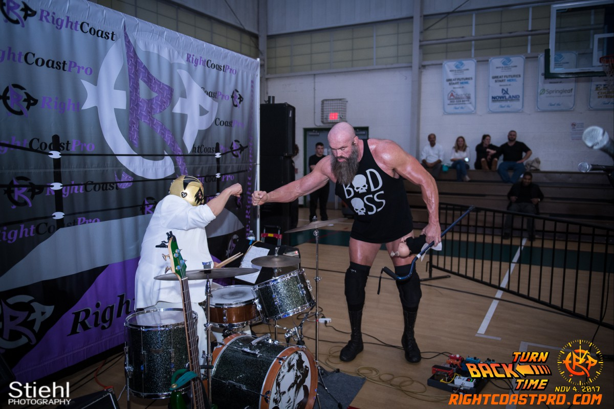 Snitsky 10 Champion TurnBackTime RightCoastProWrestling