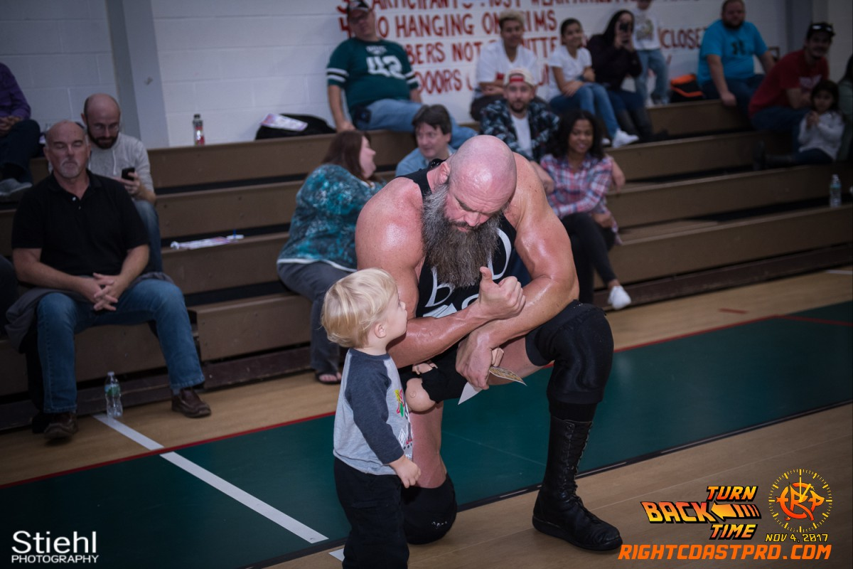 Snitsky 12 Champion TurnBackTime RightCoastProWrestling