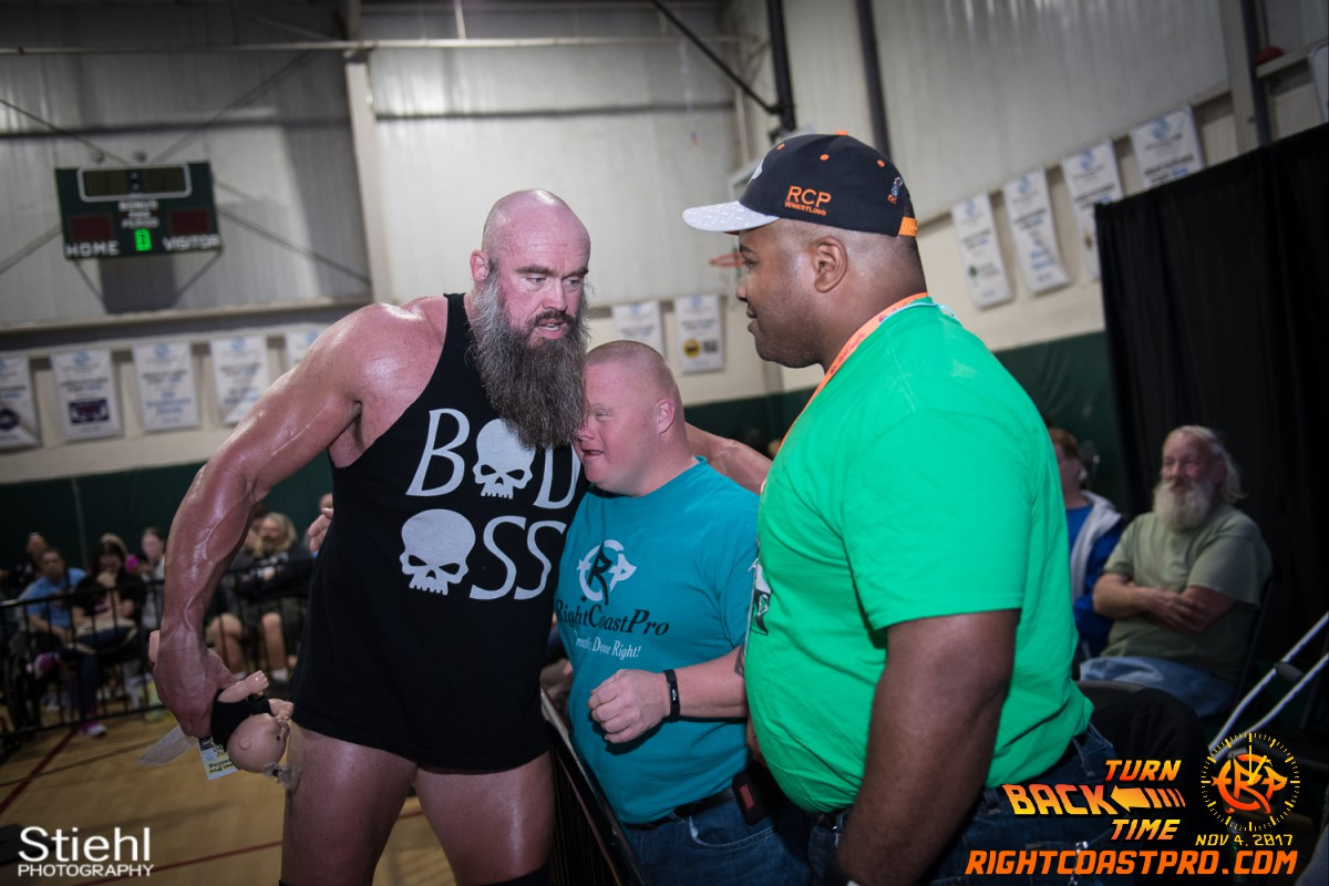 Snitsky 14 Champion TurnBackTime RightCoastProWrestling