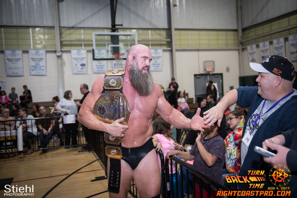Snitsky 16 Champion TurnBackTime RightCoastProWrestling