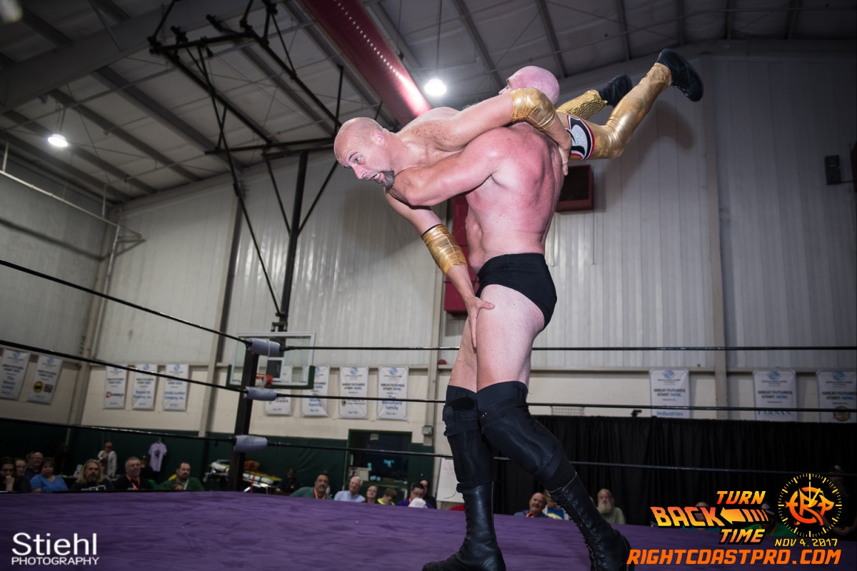 Snitsky 3 Champion TurnBackTime RightCoastProWrestling