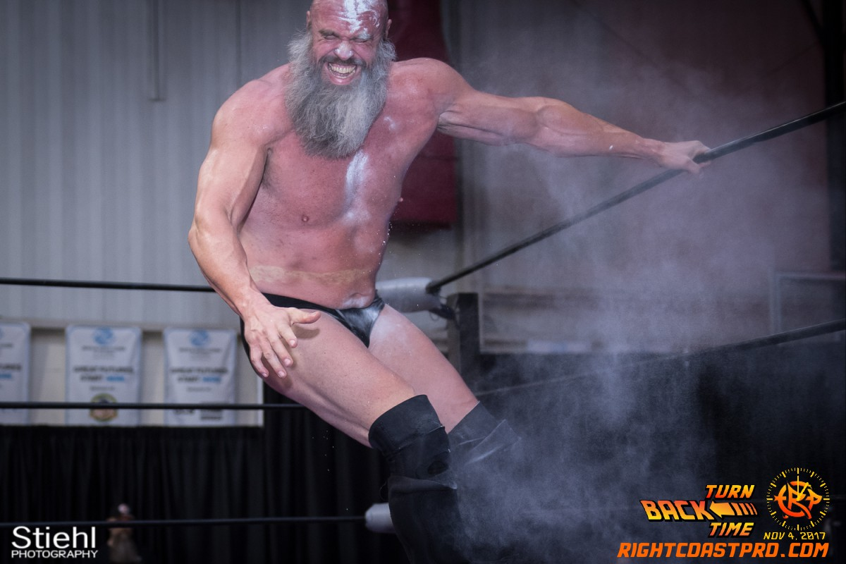 Snitsky 5 Champion TurnBackTime RightCoastProWrestling
