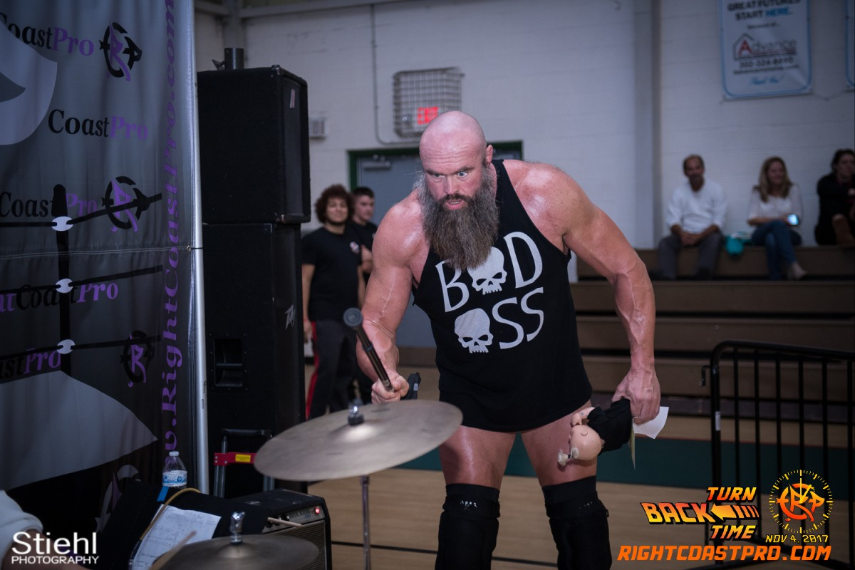 Snitsky 9 Champion TurnBackTime RightCoastProWrestling