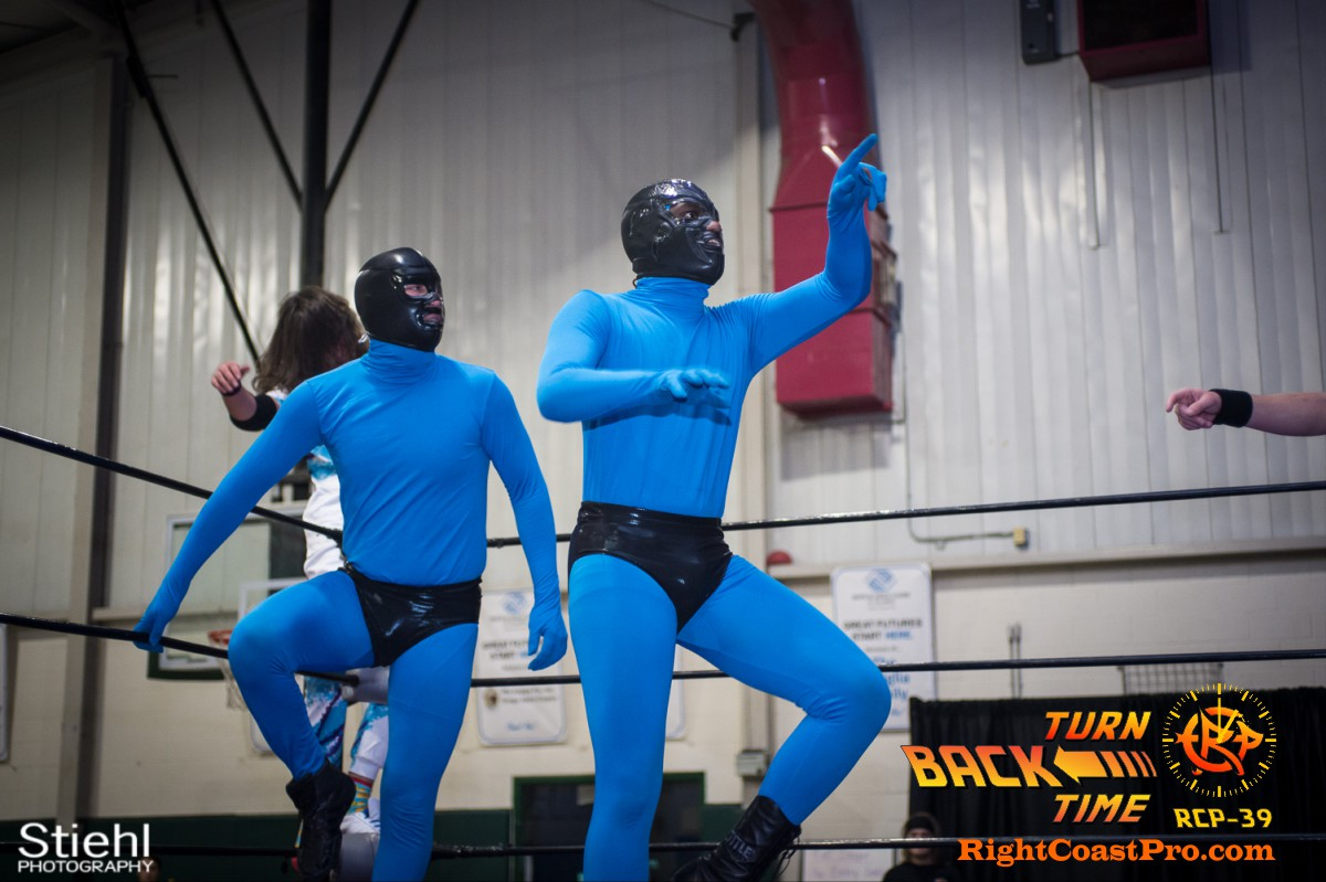 Contractors A RCP39 TurnBackTime RightCoastProWrestling