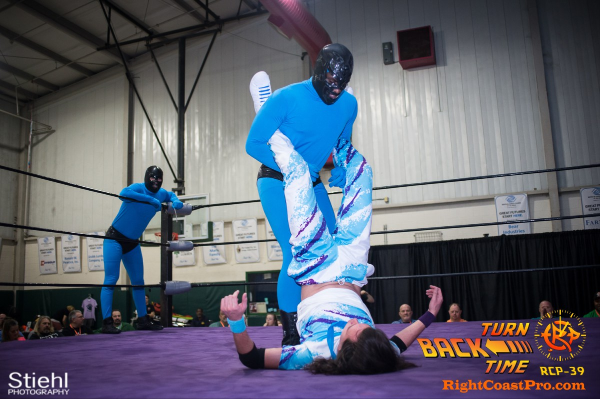 Contractors B RCP39 TurnBackTime RightCoastProWrestling