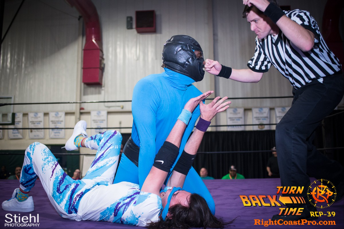Contractors C RCP39 TurnBackTime RightCoastProWrestling