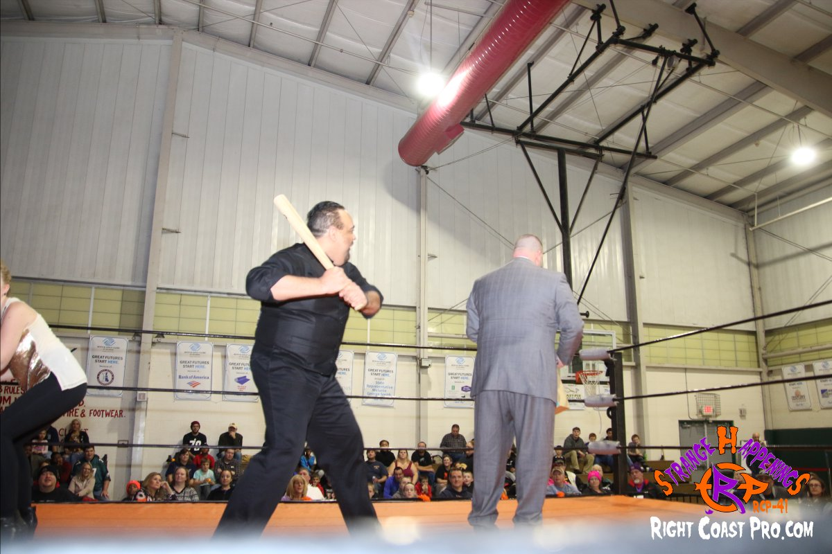 14 StrangeHappenings RCP 41 RightCoast Pro Wrestling Delaware