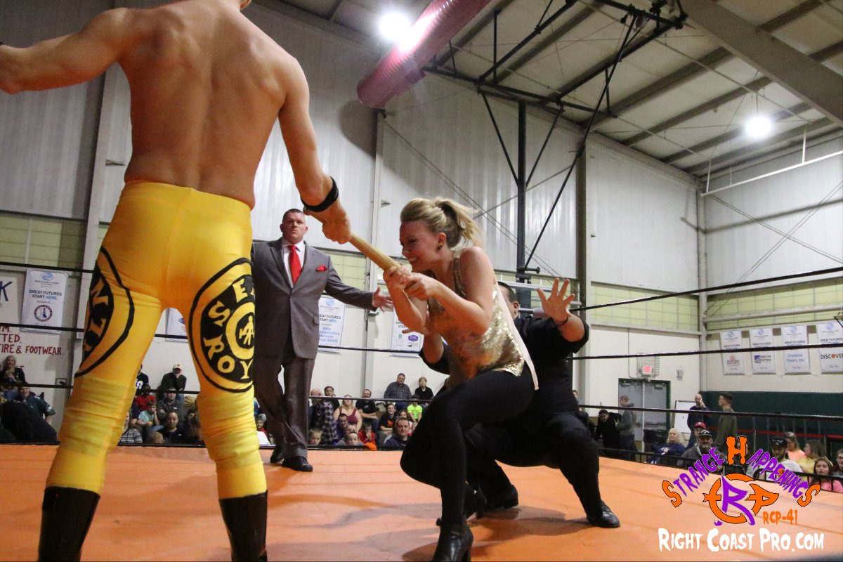 16 StrangeHappenings RCP 41 RightCoast Pro Wrestling Delaware