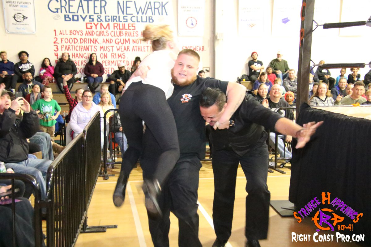 17 StrangeHappenings RCP 41 RightCoast Pro Wrestling Delaware