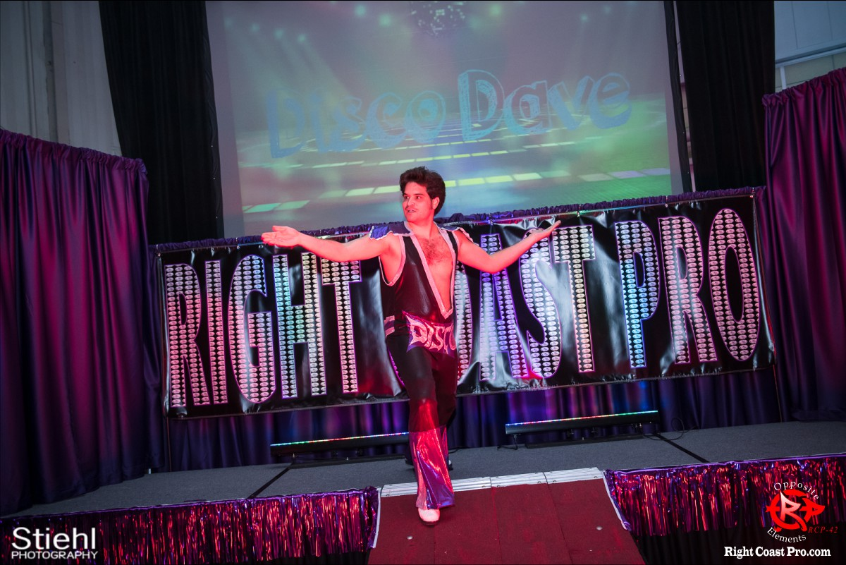 Disco Boris 1 OppositeElements RCP42 RightCoast Pro Wrestling Delaware