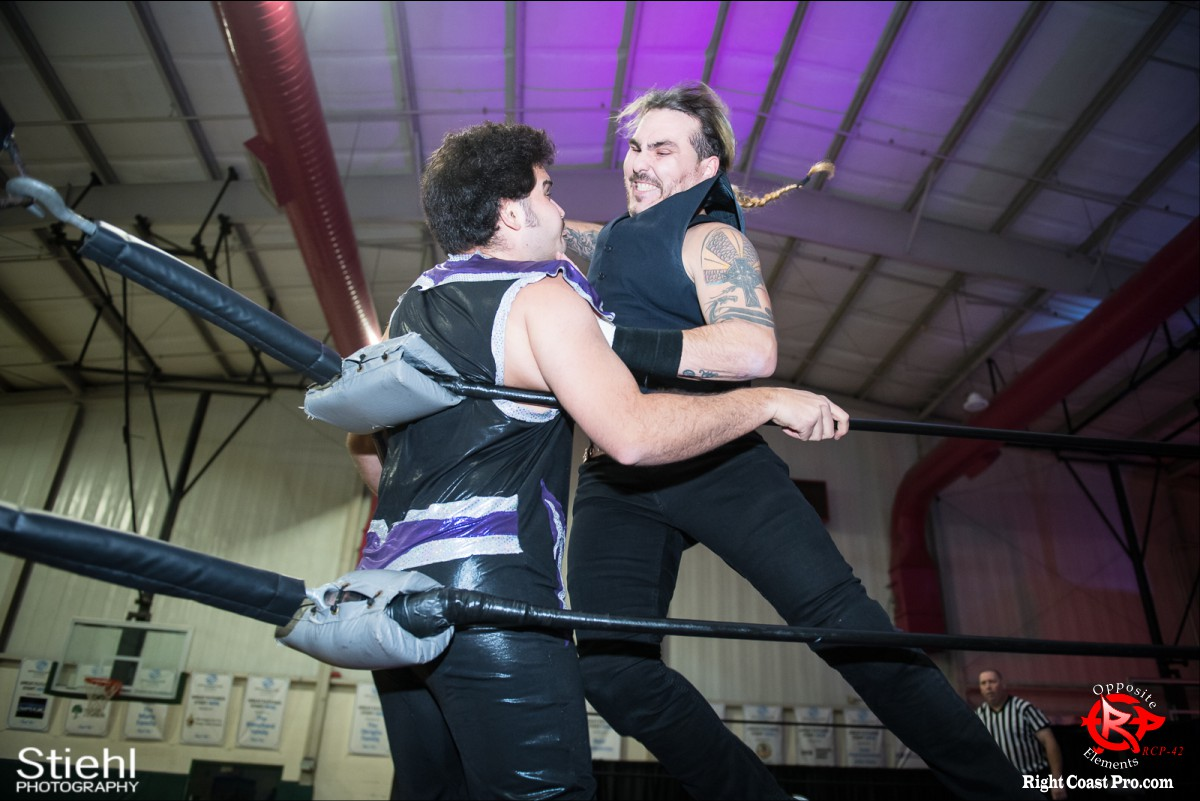 Disco Boris 4 OppositeElements RCP42 RightCoast Pro Wrestling Delaware