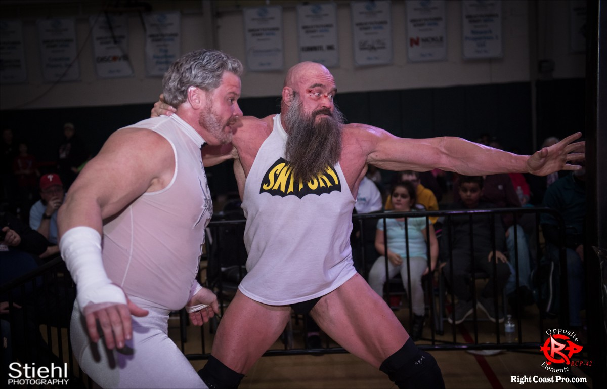 Snitsky C OppositeElements RCP42 RightCoast Pro Wrestling Delaware