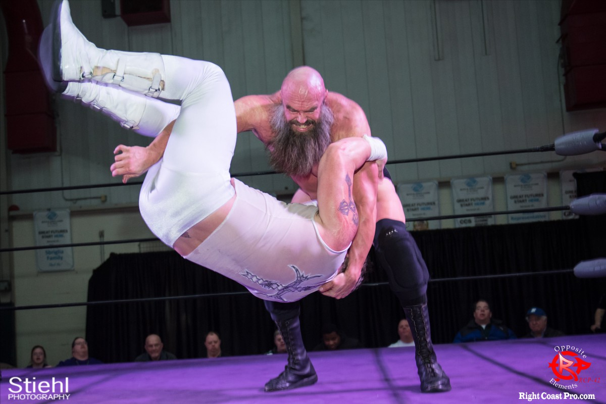 Snitsky H OppositeElements RCP42 RightCoast Pro Wrestling Delaware