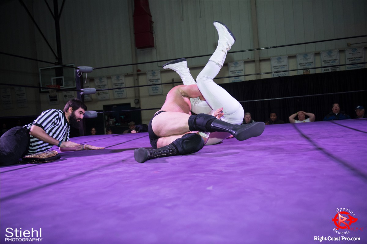 Snitsky K OppositeElements RCP42 RightCoast Pro Wrestling Delaware