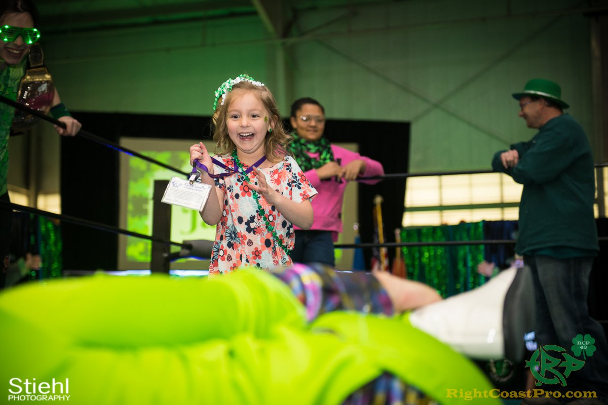 BirthdayParty 3 RightCoastPro Wrestling Delaware BlarneyBlast RCP43