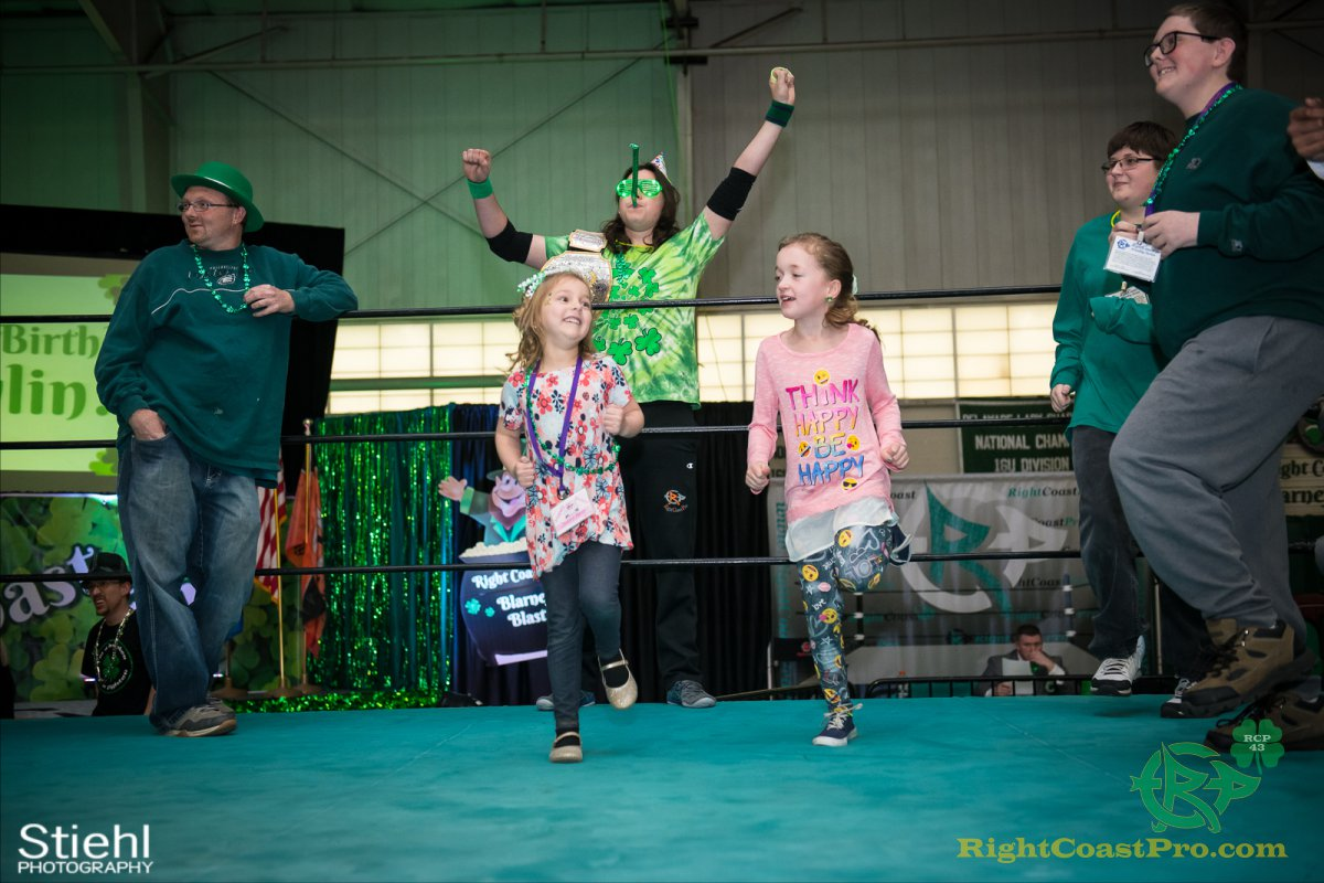 BirthdayParty 4 RightCoastPro Wrestling Delaware BlarneyBlast RCP43