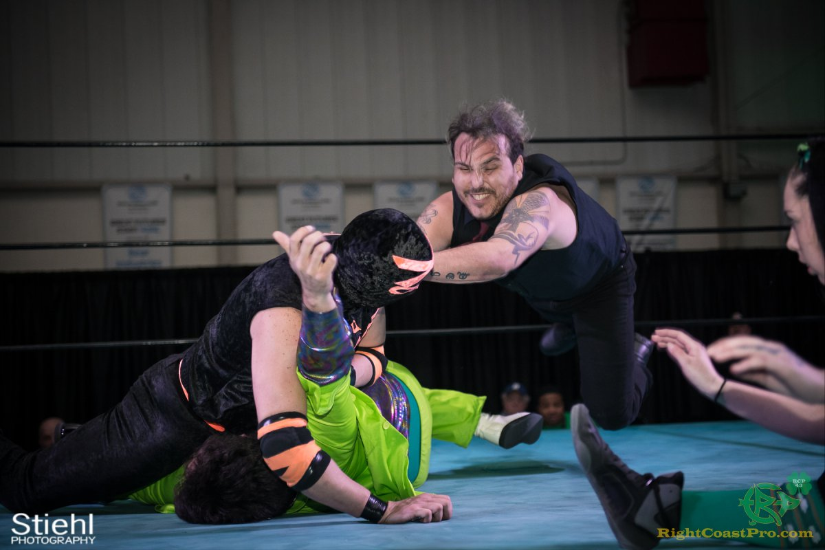 FourWay A RightCoastPro Wrestling Delaware BlarneyBlast RCP43