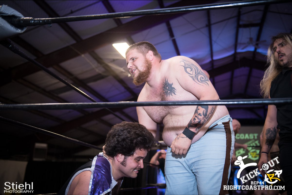 Rumble 39 Kickout RCP44 RightCoastPro Wrestling Delaware