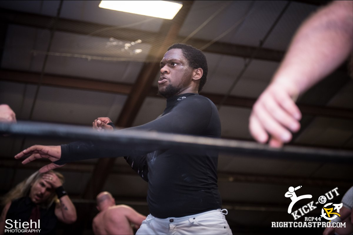 Rumble 50 Kickout RCP44 RightCoastPro Wrestling Delaware