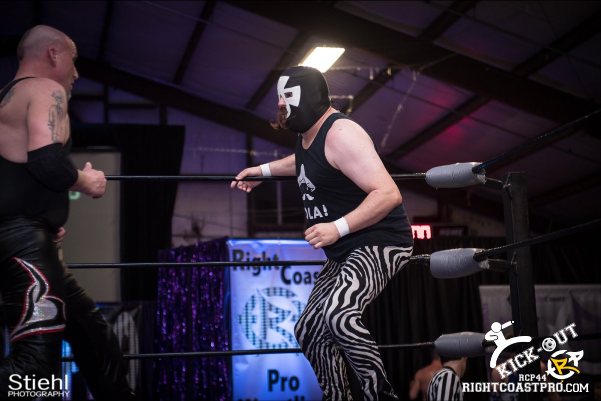 Rumble 61 Kickout RCP44 RightCoastPro Wrestling Delaware