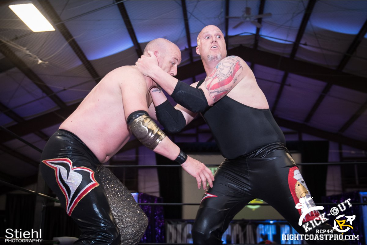 Rumble 63 Kickout RCP44 RightCoastPro Wrestling Delaware