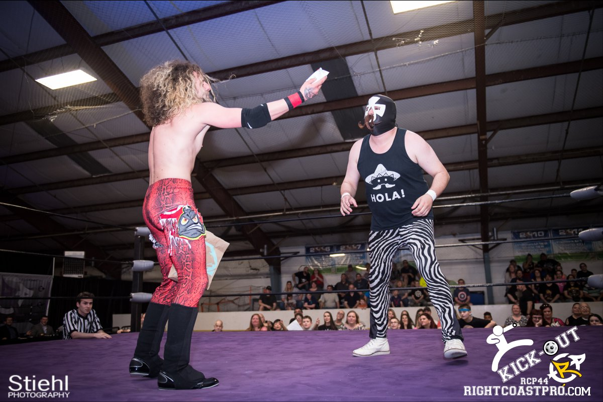 Rumble 65 Kickout RCP44 RightCoastPro Wrestling Delaware