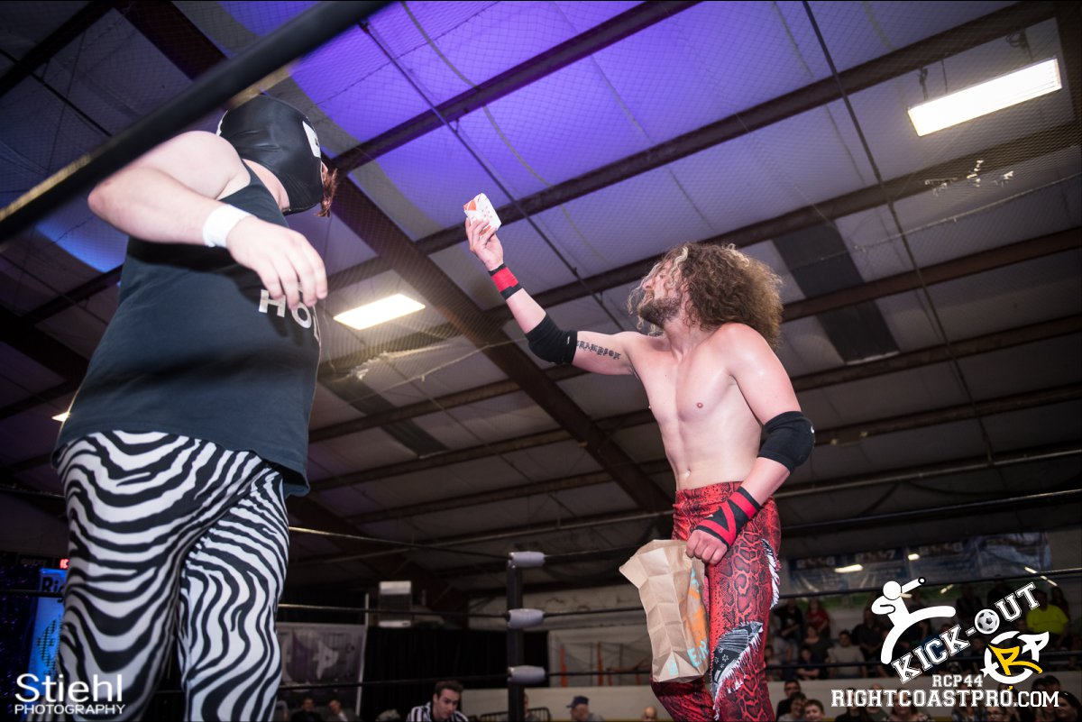 Rumble 66 Kickout RCP44 RightCoastPro Wrestling Delaware