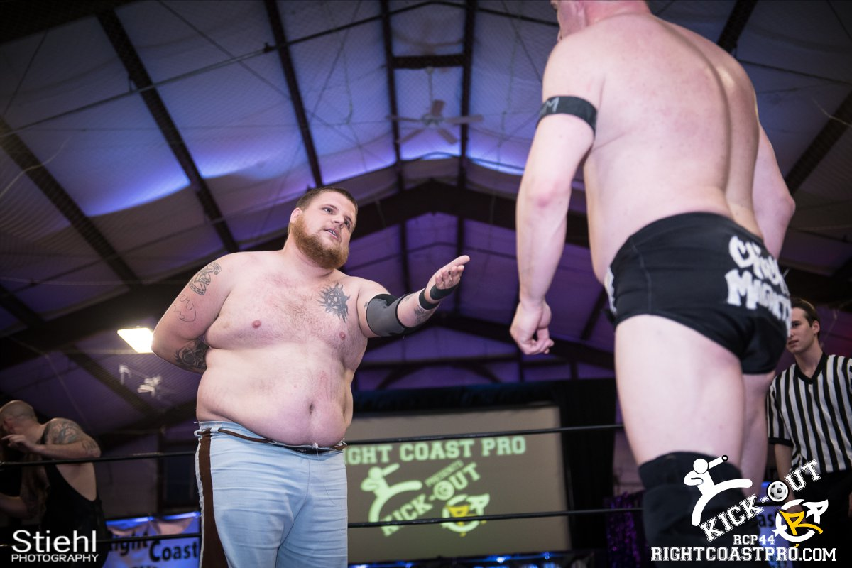 6man 15 Kickout RCP44 RightCoastPro Wrestling Delaware