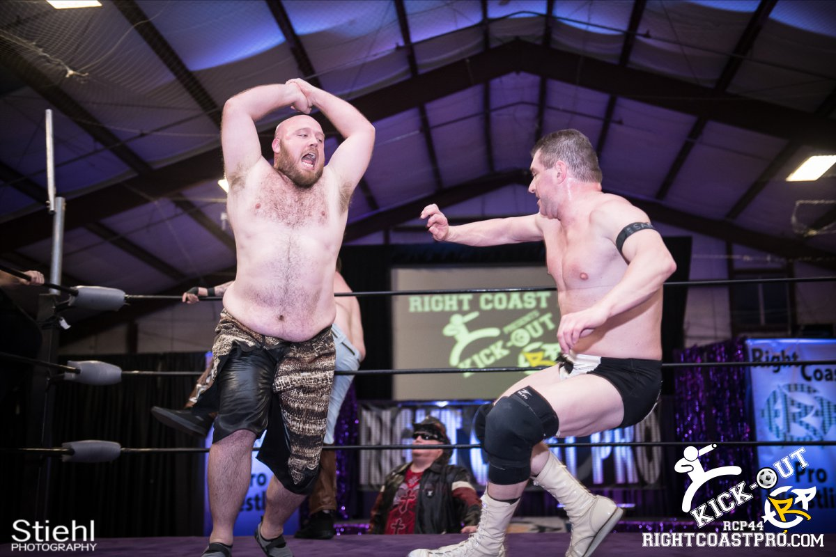 6man 17 Kickout RCP44 RightCoastPro Wrestling Delaware