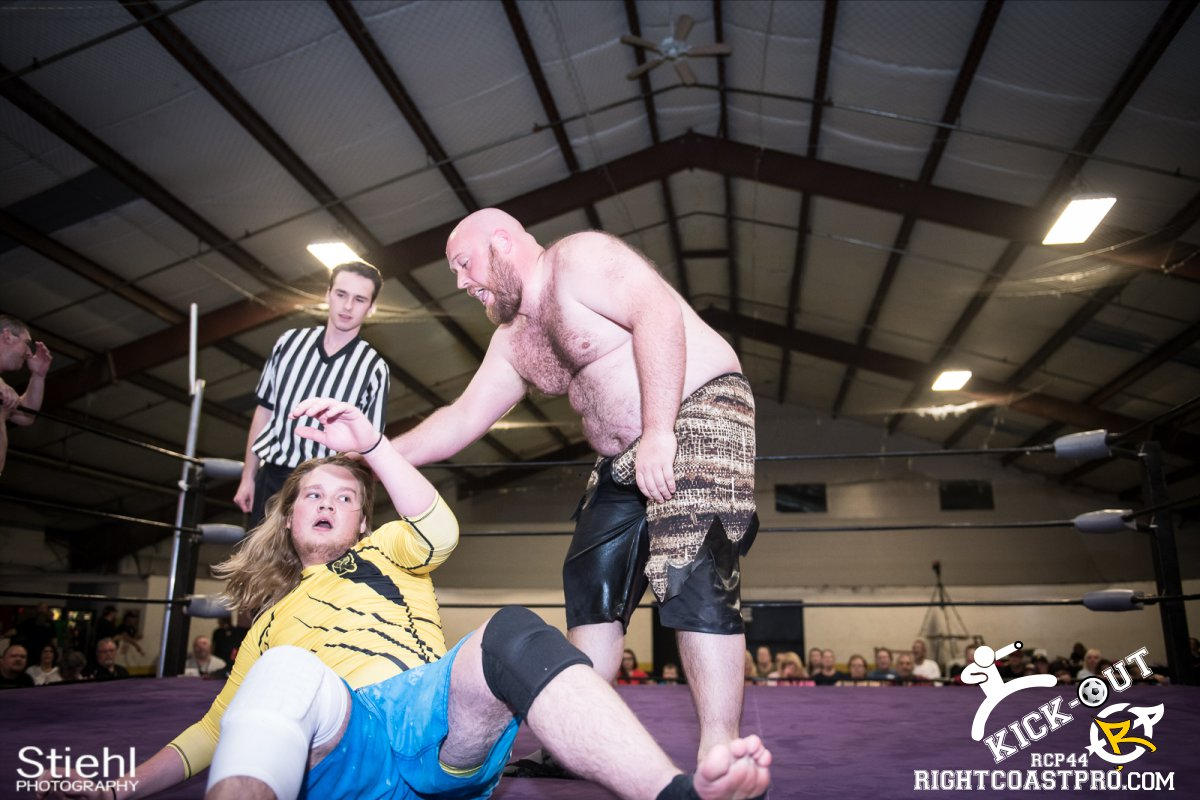 6man 18 Kickout RCP44 RightCoastPro Wrestling Delaware