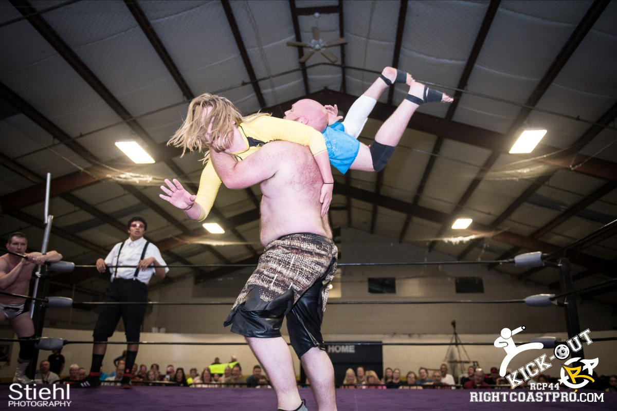 6man 19 Kickout RCP44 RightCoastPro Wrestling Delaware