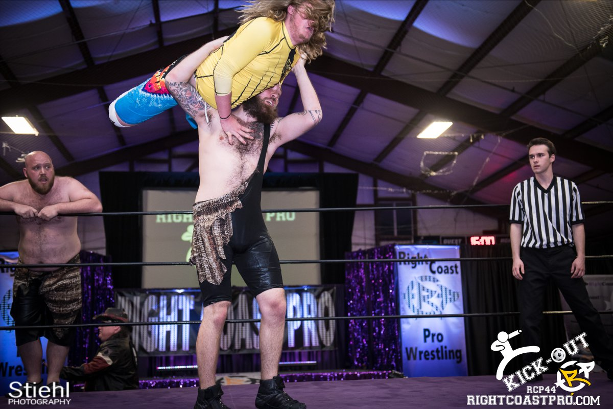 6man 20 Kickout RCP44 RightCoastPro Wrestling Delaware