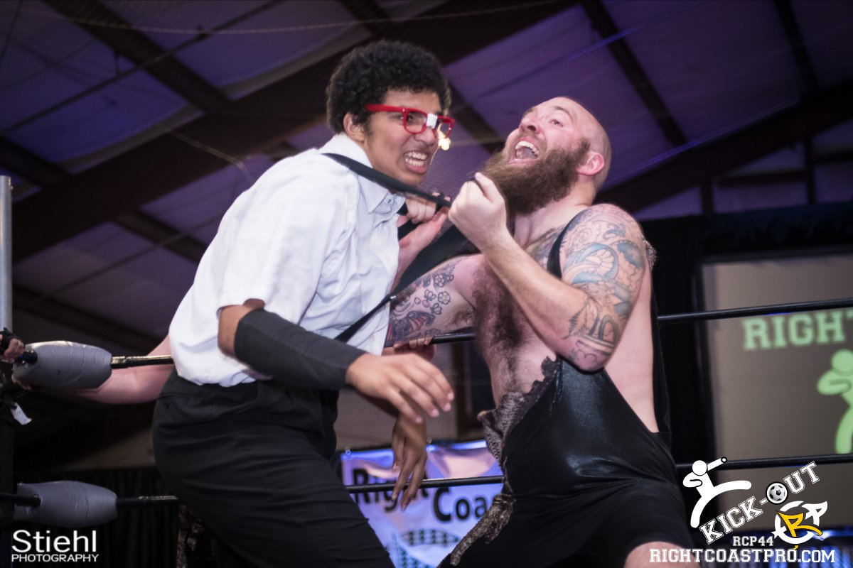 6man 29 Kickout RCP44 RightCoastPro Wrestling Delaware