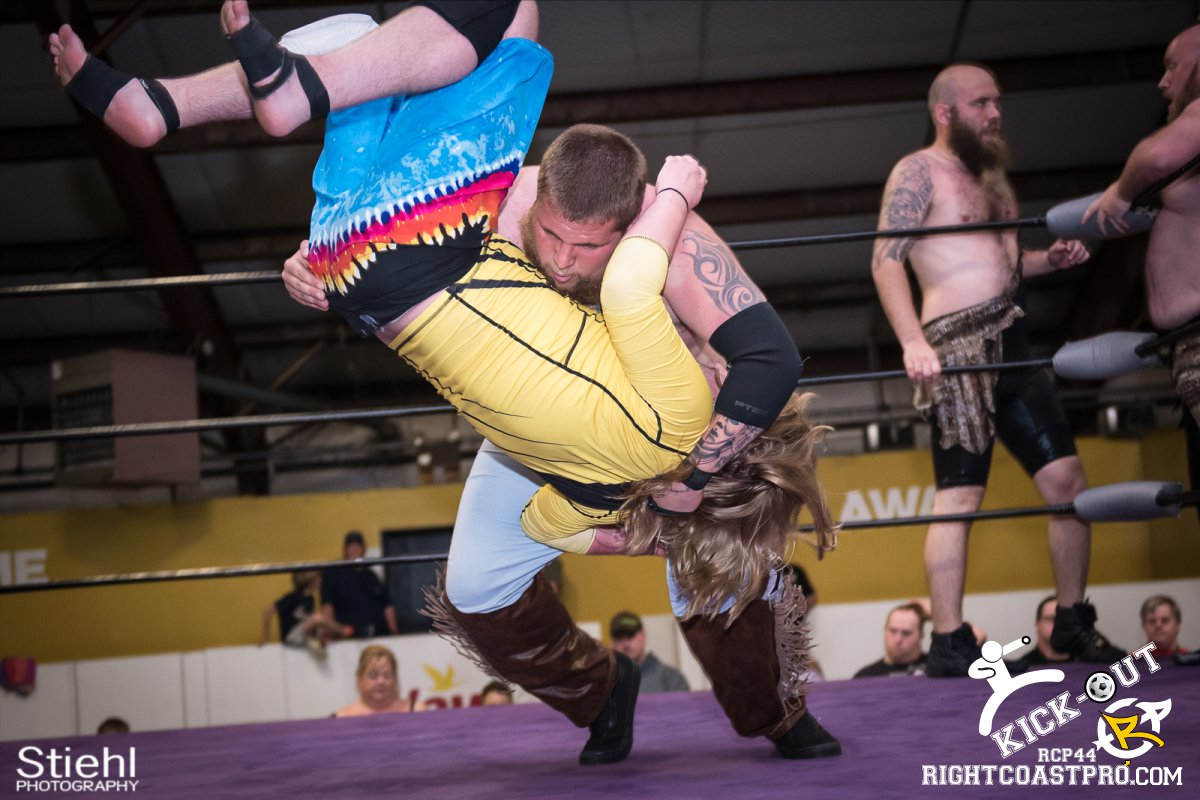 6man 31 Kickout RCP44 RightCoastPro Wrestling Delaware