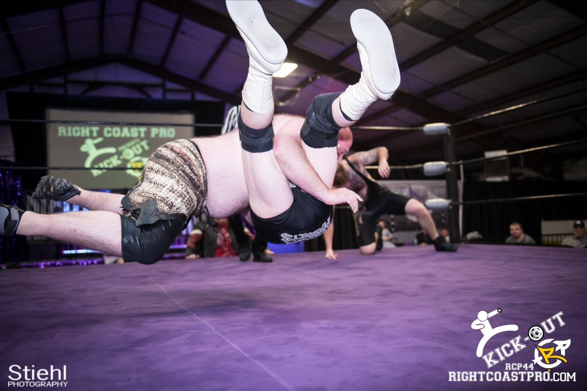 6man 35 Kickout RCP44 RightCoastPro Wrestling Delaware